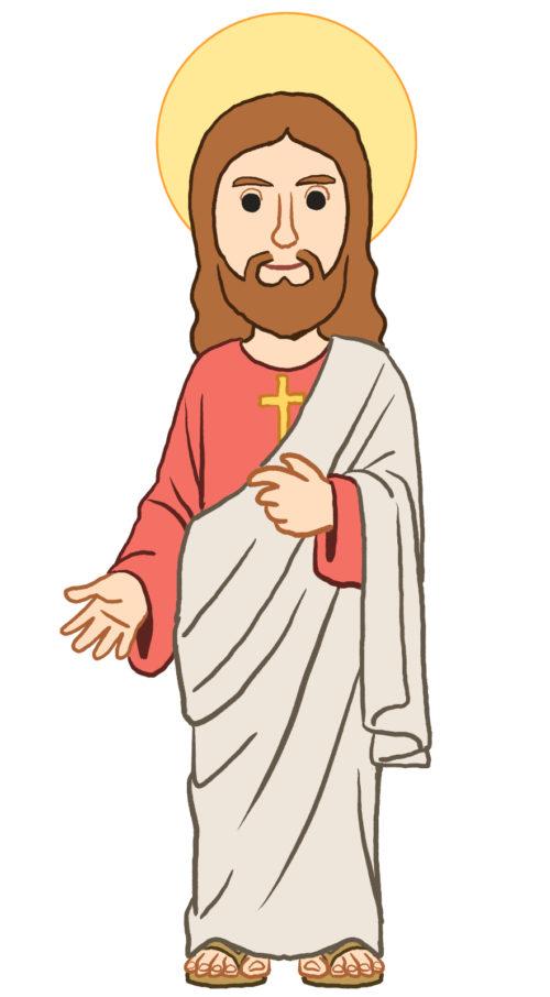 キリスト 人 イエス どんな