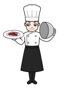 料理係の長