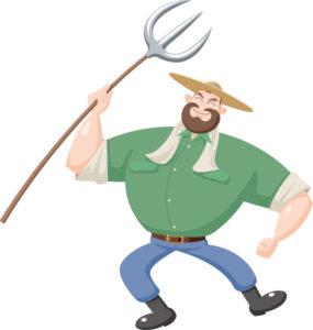 農夫の監督
