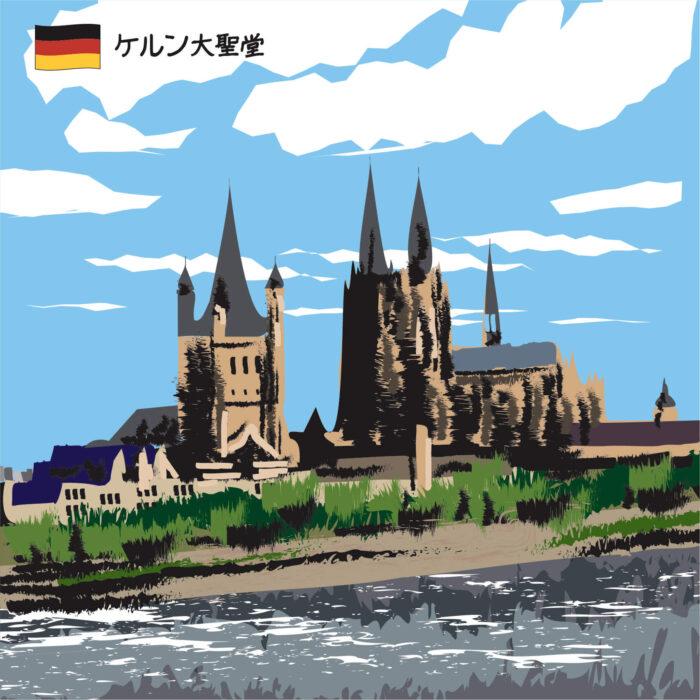 まとめ:ヨーロッパには見事な教会・大聖堂がたくさん!