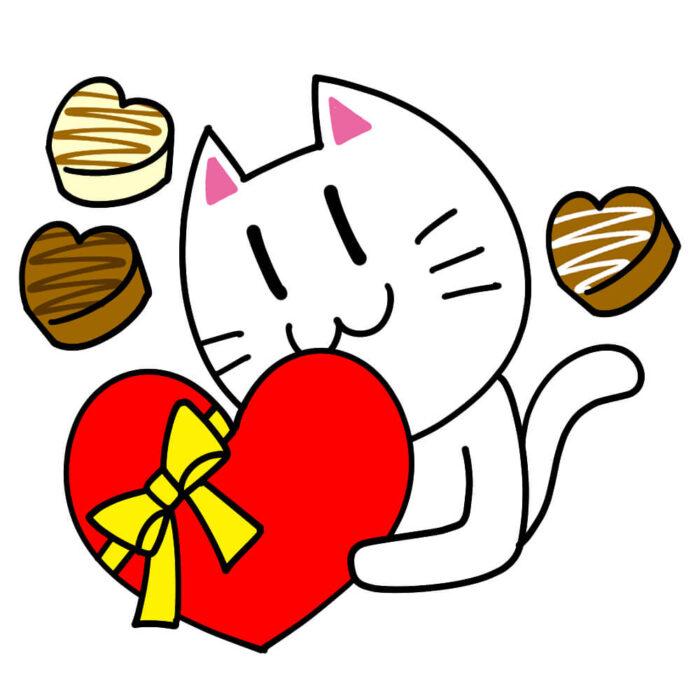 バレンタインデーにはチョコを贈るのは日本だけ?