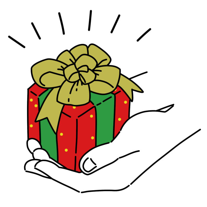 ⑨霊的賜物を与える